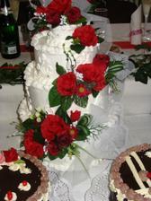 nasa svadobna torta