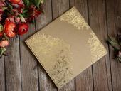 Svadobná kniha hostí Gold ornament,