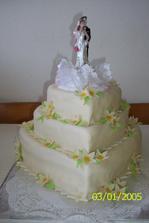 výbornej dortík