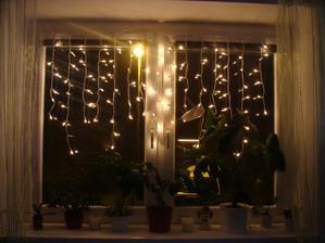 Okno v obýváku