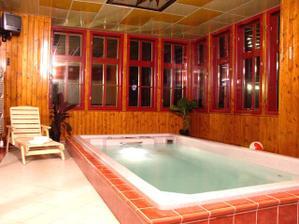 možná si potom zajdem i do whirpool bazénku :)