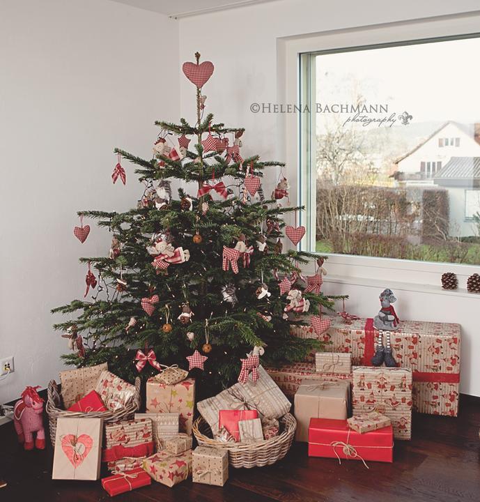 Vianocne inspiracie - a takto to vyzeralo u nas...
