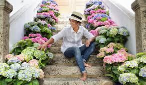 Moje Hortenzie <3 - Takto si sadnem ja na dvor ked bude plny krikov a kvetov 😆