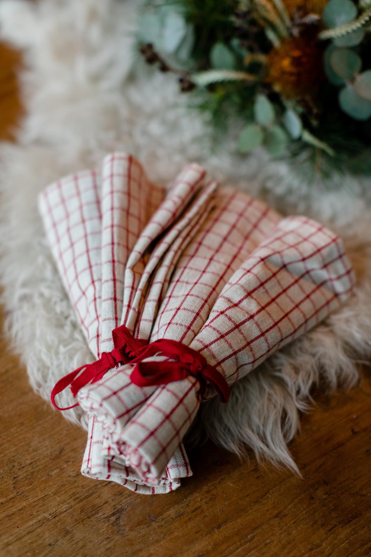 Vianoce 2020 - Latkove servitky som dnes nasla v h&m home.. musela som kupit, raz sa mi hodia :-D