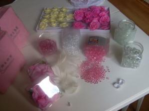 dekoračky na stůl