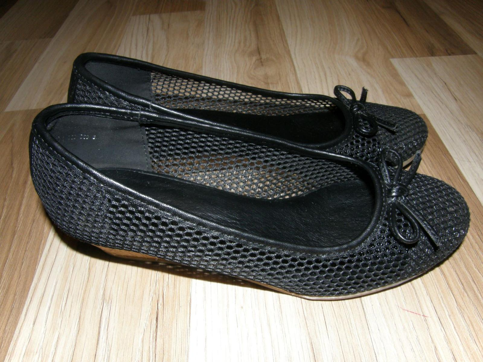 Topánky s klinovým opätkom - Obrázok č. 2