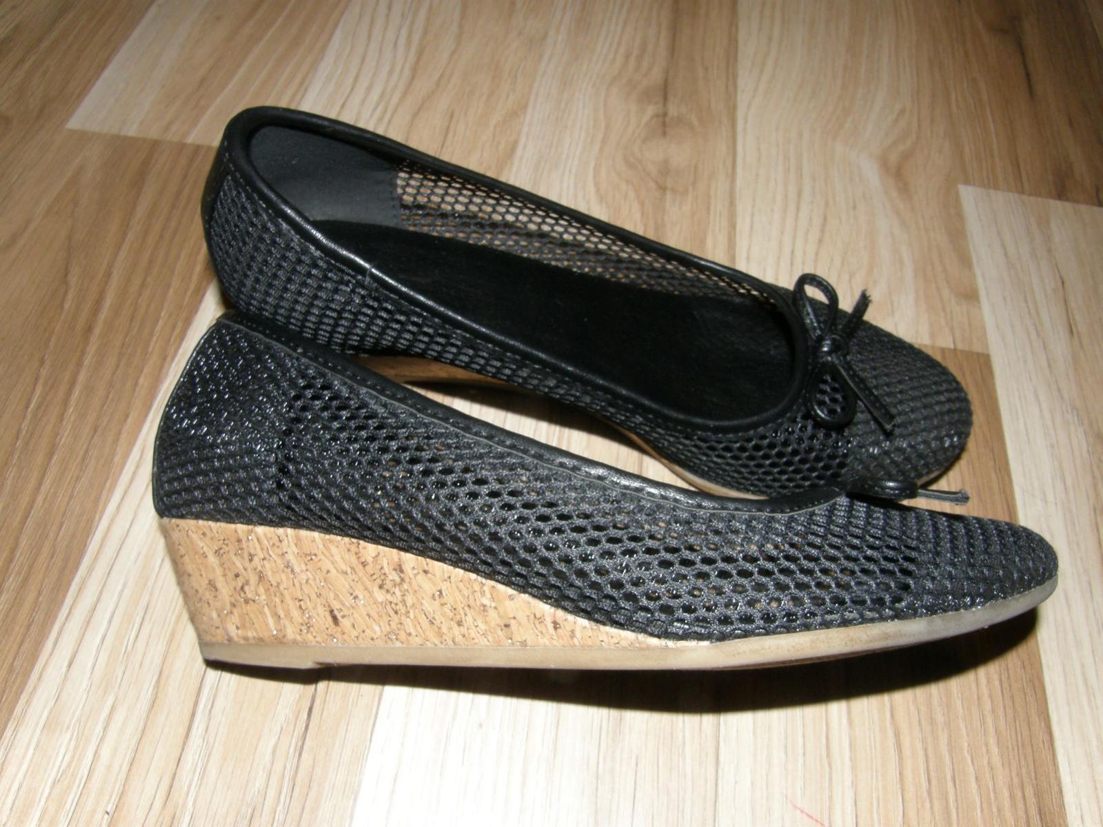 Topánky s klinovým opätkom - Obrázok č. 3