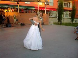 Taneček při únosu :o)