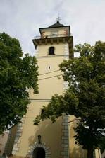 ...do kostolíka sv. Martina v Bojniciach