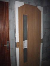 dvere do podkrovia