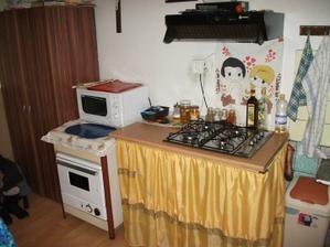letna kuchynka -vymena sporaka za varnu platnu