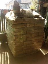 druha varka cementu (na schody a vence