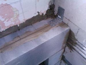 obmurovananie spodneho WC