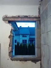 okno v technickej uprava a vyroovnanie