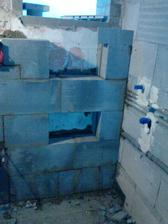 spodna kupelna obmurovanie WC (vyklieriky a stupacka