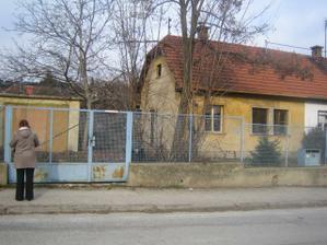 26.1.2007 Išli sme si obzrieť jeden z ďalších domov