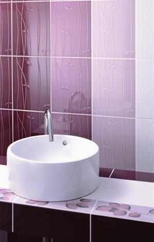 Ako si staviame sen - inšpirácie na kúpelňu - Rako (CZ) - seria Fiore