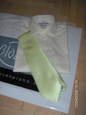 kosile a kravata pro zenicha:-))