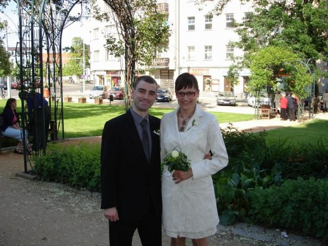 Radka{{_AND_}}Jan - my sister and her fiancé