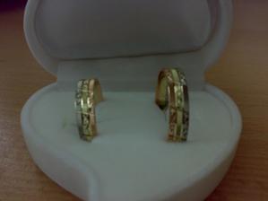 Naše prstýnky!!!