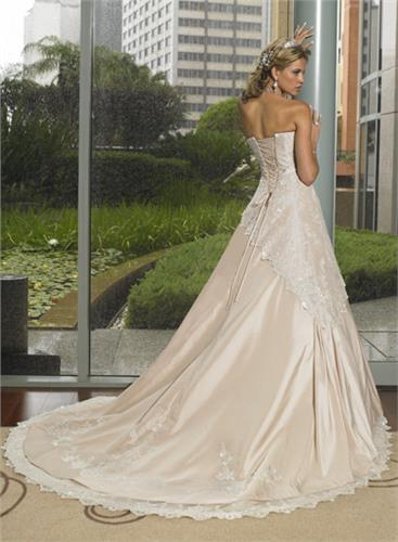 Svadobné šaty SUZANNE VIDAL od Maggie Sottero - Obrázok č. 2