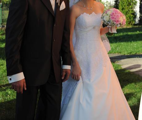 Svadobné šaty SUZANNE VIDAL od Maggie Sottero - Obrázok č. 3