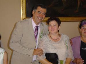 spokojení rodiče nevěsty :o)