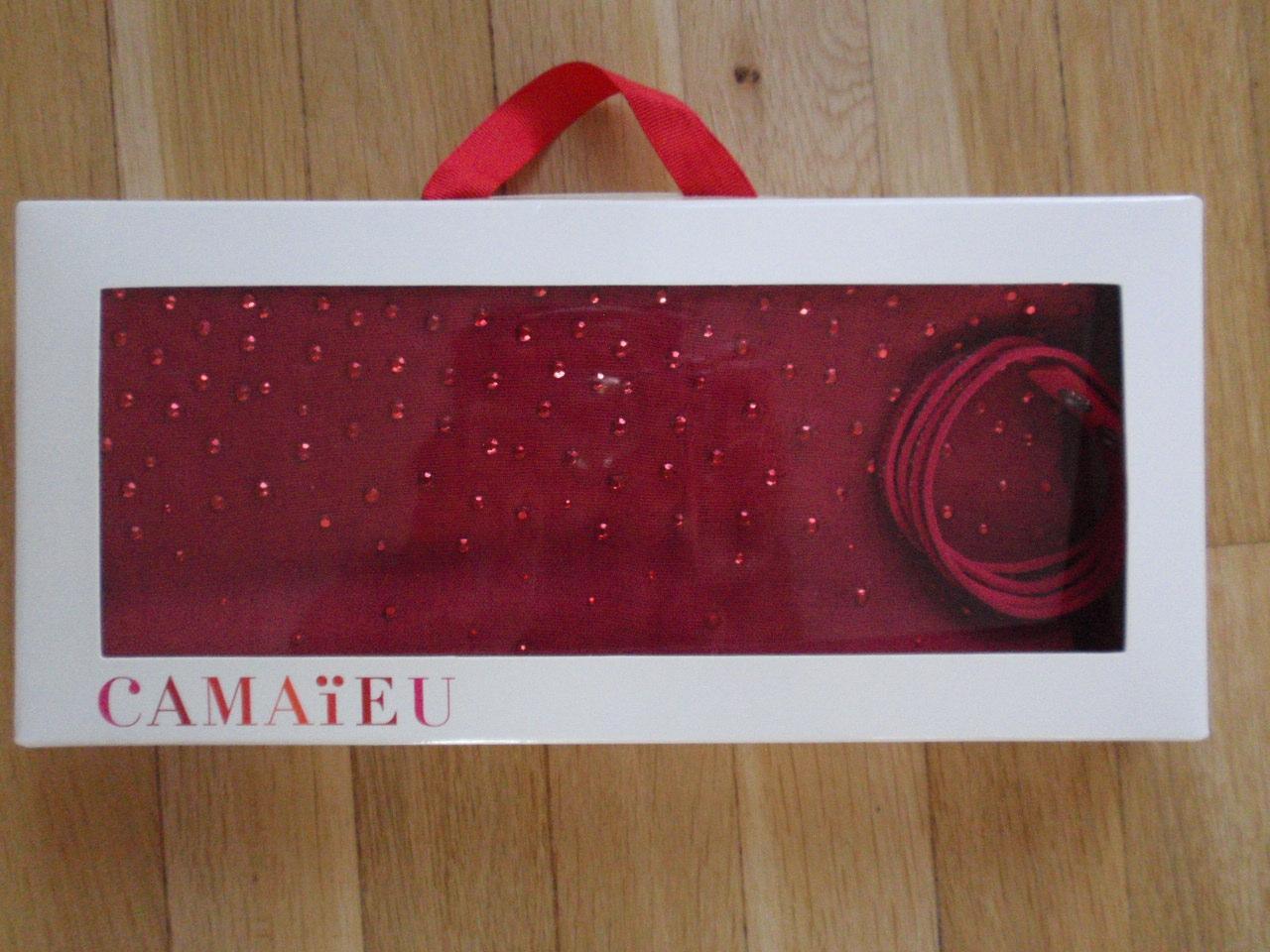 růžový šál s kamínky a náramkem - Obrázek č. 1