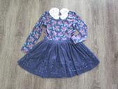 šaty s tylovou sukní TU vel.128, 128