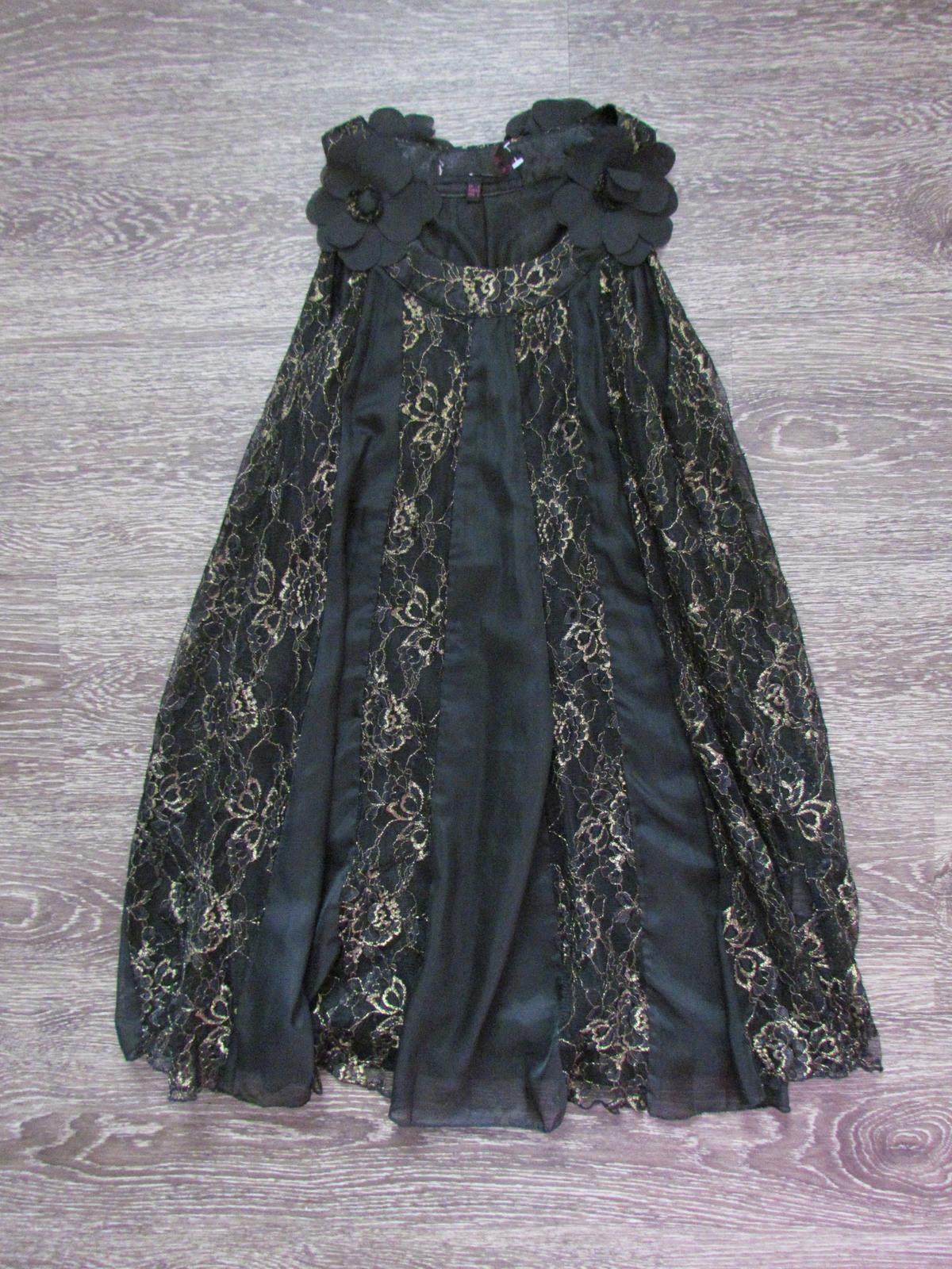 šaty v. 36, S (38) - Obrázek č. 2