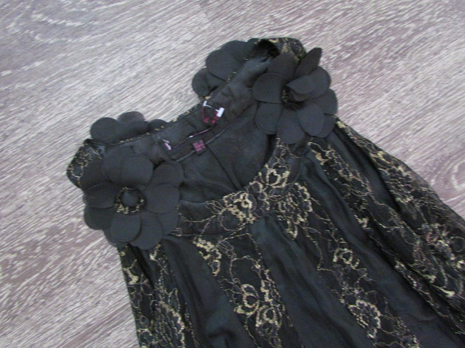 šaty v. 36, S (38) - Obrázek č. 3