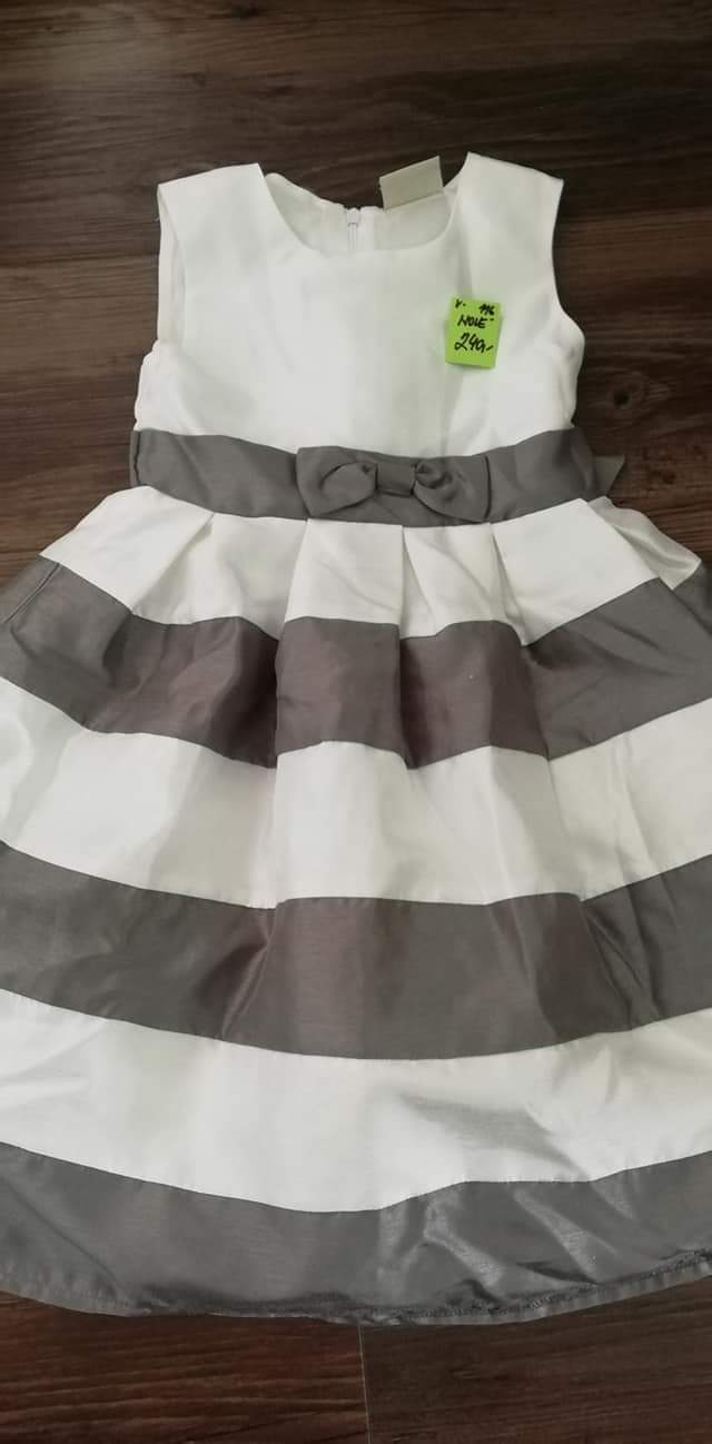 Krásné šaty  vel. 116 - Obrázek č. 1