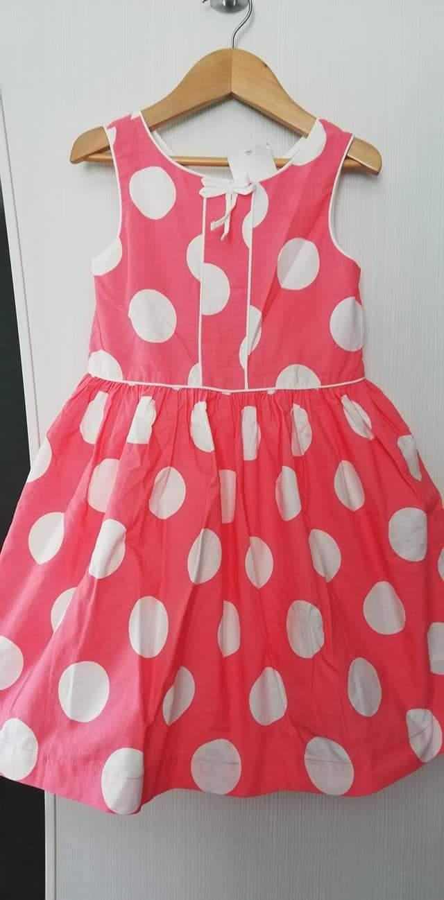 Nadýchaně šaty Next vel. 116 - Obrázek č. 1