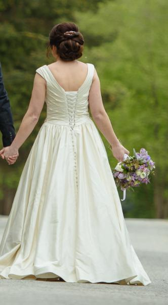 Svadobné šaty Allure Bridals  - Obrázok č. 2