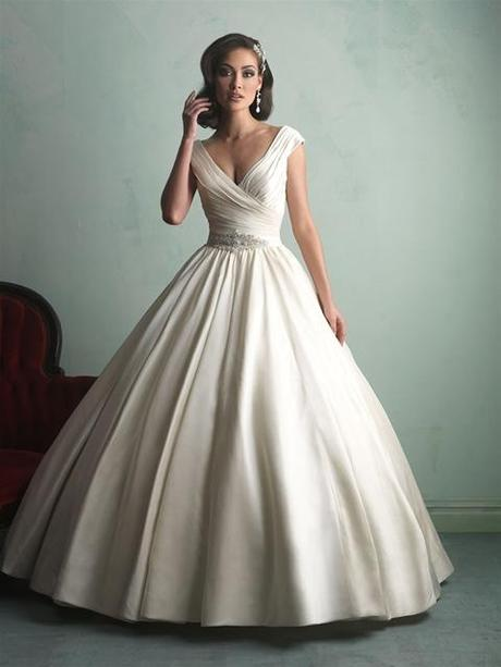Svadobné šaty Allure Bridals  - Obrázok č. 3