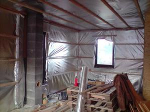 29.11.2009 folia + 6cm rost na T.I. ( kuchyna )