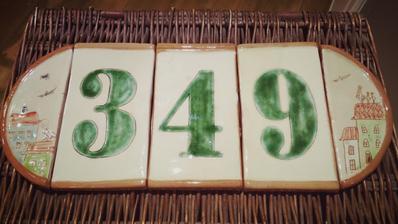 Naše nové číslo na dom 🏡❤️