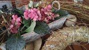 f0612dce9 Jesenný veniec z hortenzií (18 fotiek)