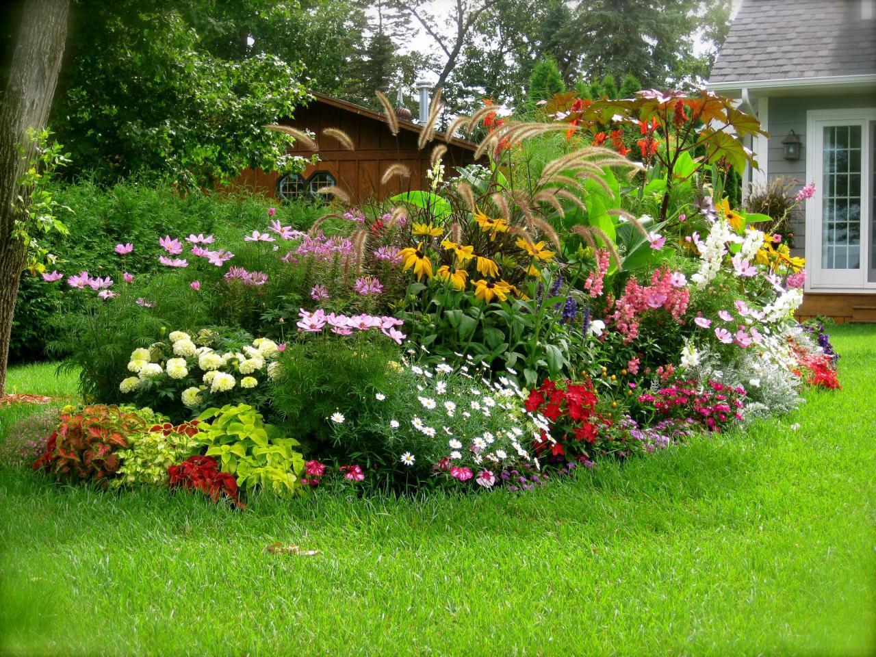 Záhrada ... predstava o kvetoch, kríkoch a stromoch - Obrázok č. 202