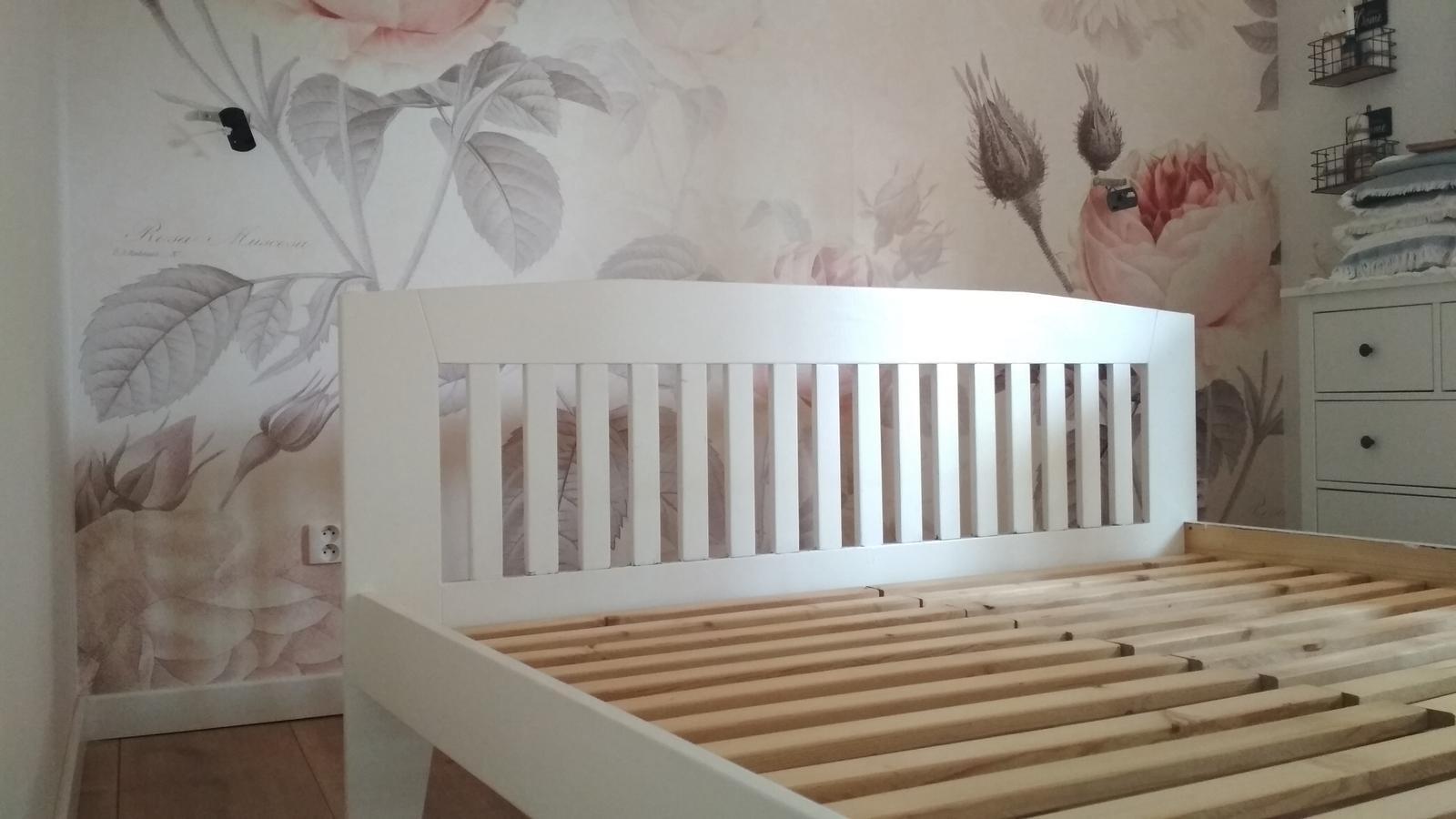 Spálňa - zmena - Posledná s tapetou