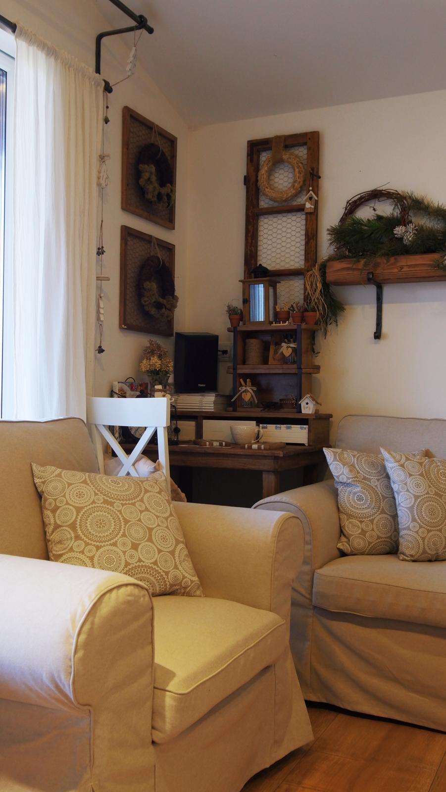 Náš domček ♡ Bramasole ♡ ... Stilo interiér aj exteriér 4. rok bývania - Obrázok č. 2
