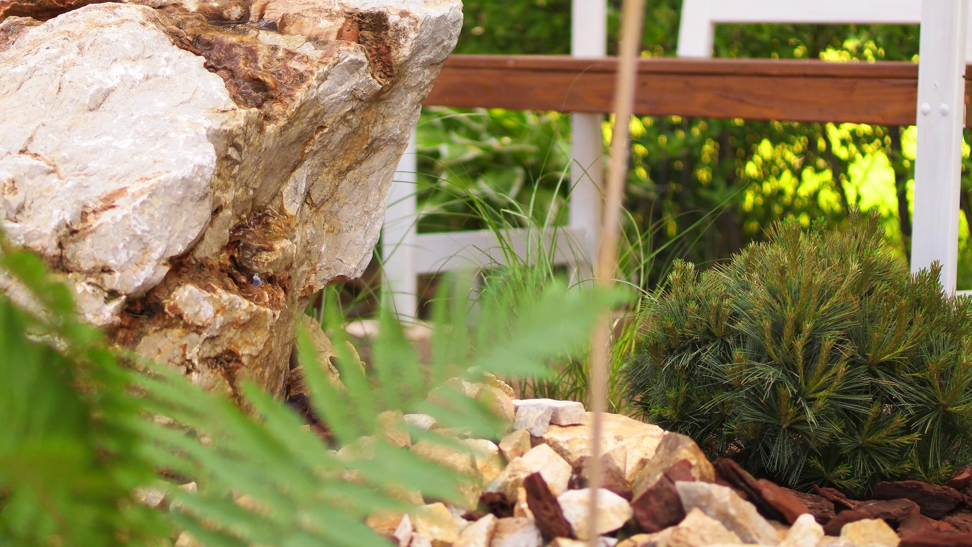 Vodný prvok v záhrade - Obrázok č. 46
