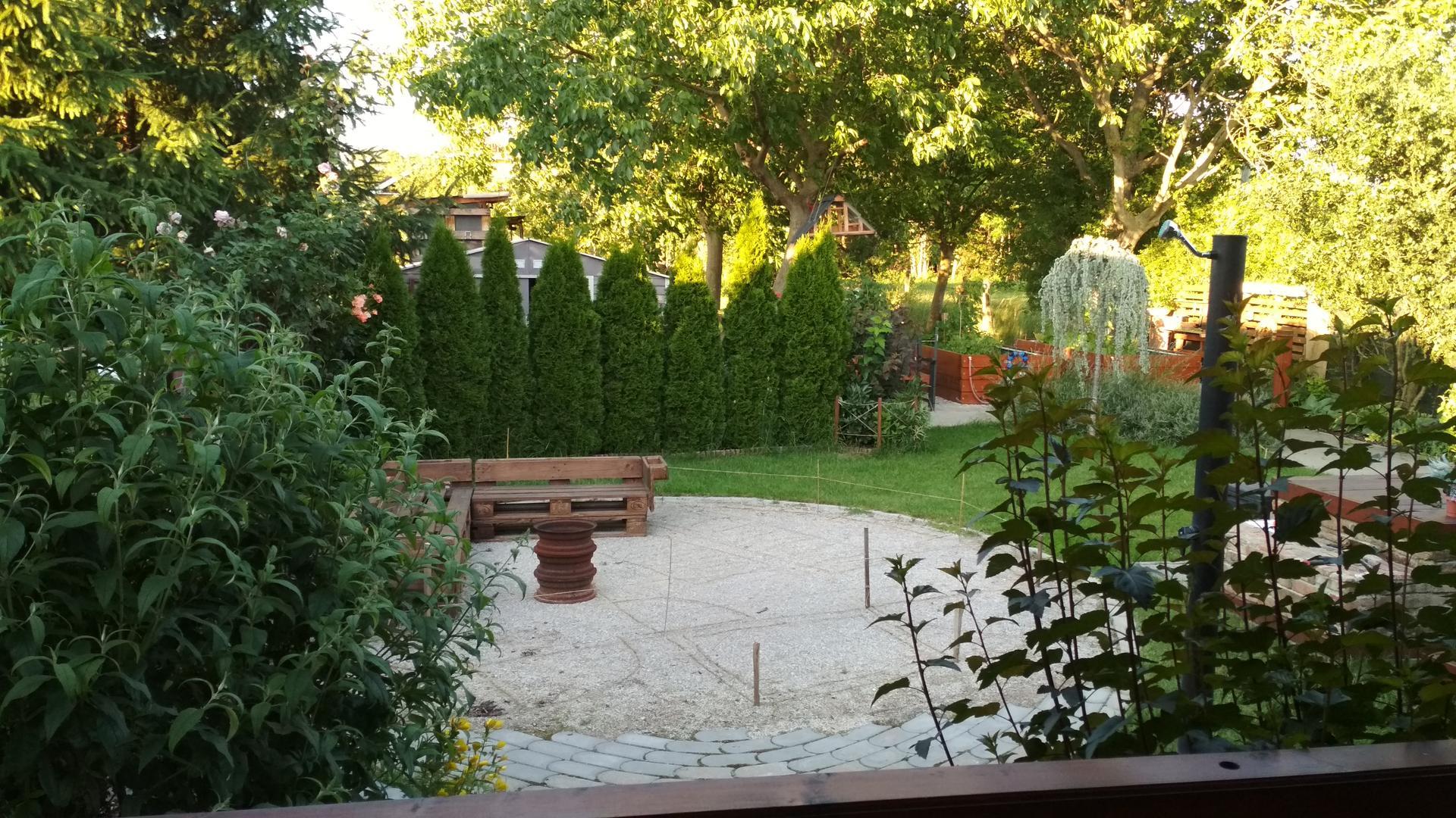 Relaxačný domček sauna a oddychová miestnosť ... plány, príprava a realizácia - Obrázok č. 3