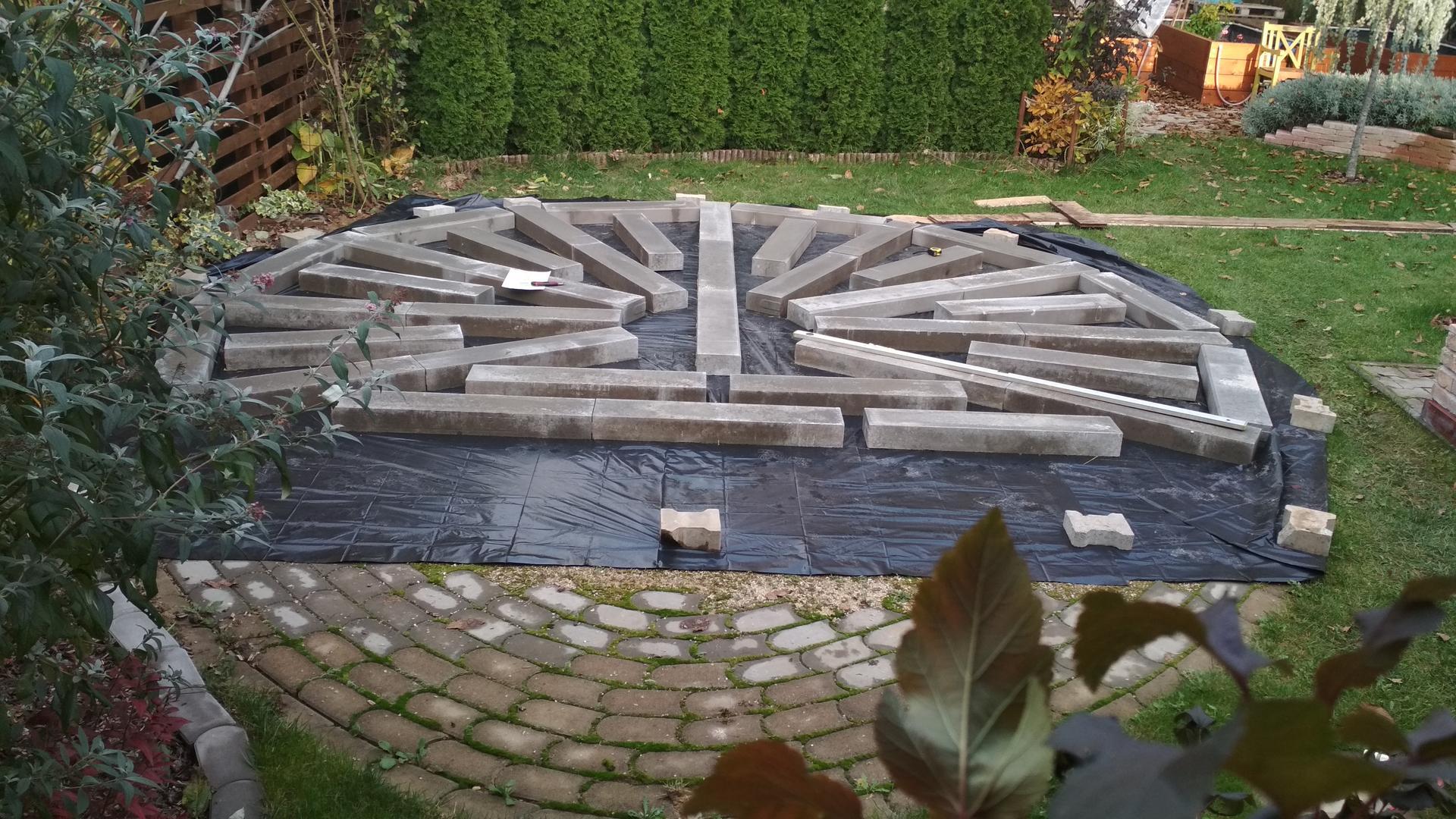 Sauna domček s relax zónou ... plány, príprava a realizácia - Obrázok č. 58