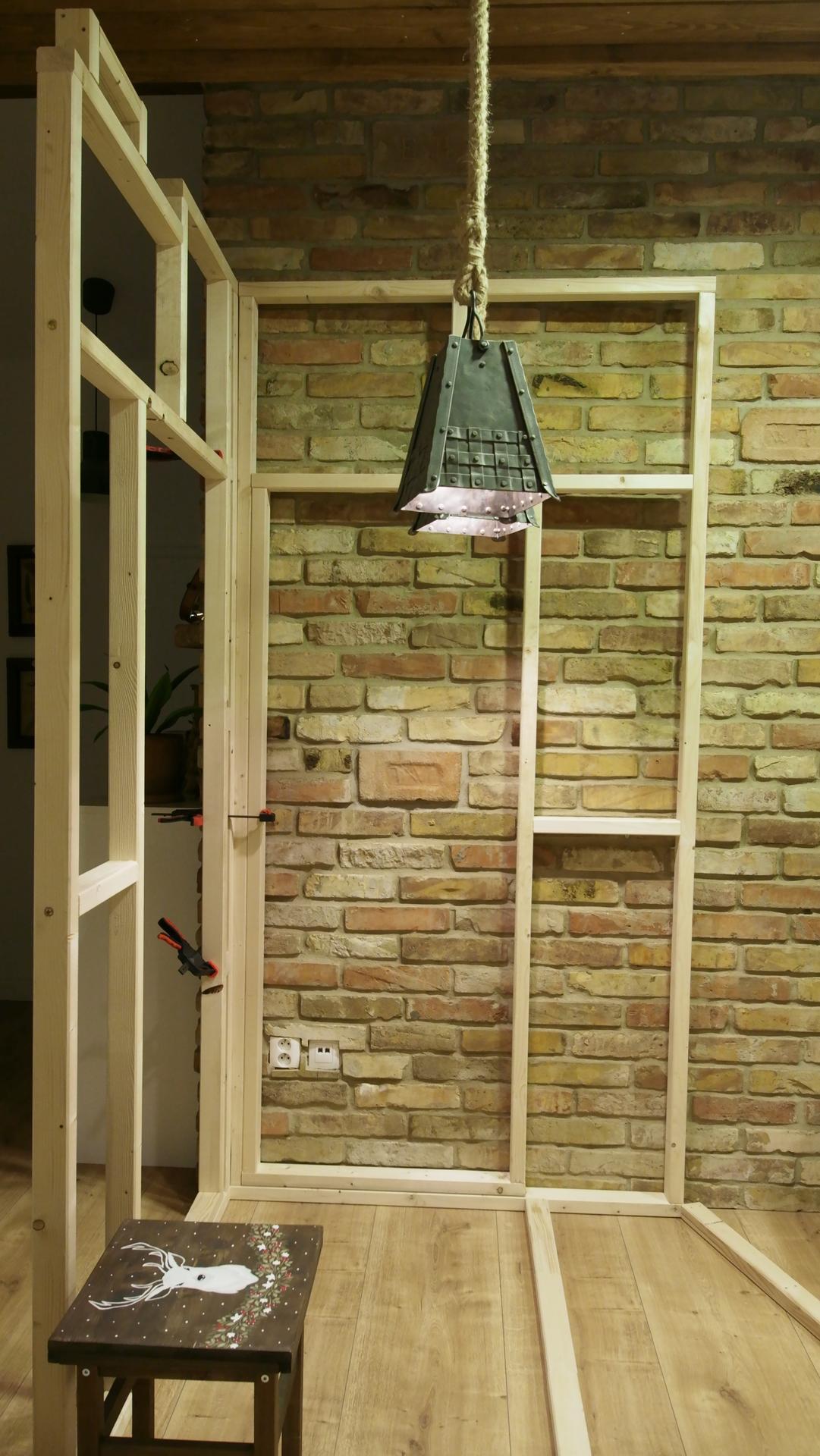 Relaxačný domček sauna a oddychová miestnosť ... plány, príprava a realizácia - Obrázok č. 36