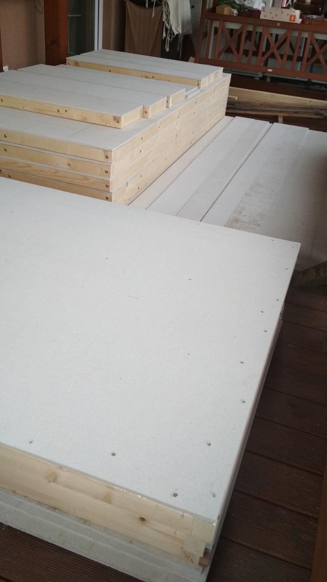 Relaxačný domček sauna a oddychová miestnosť ... plány, príprava a realizácia - Obrázok č. 38