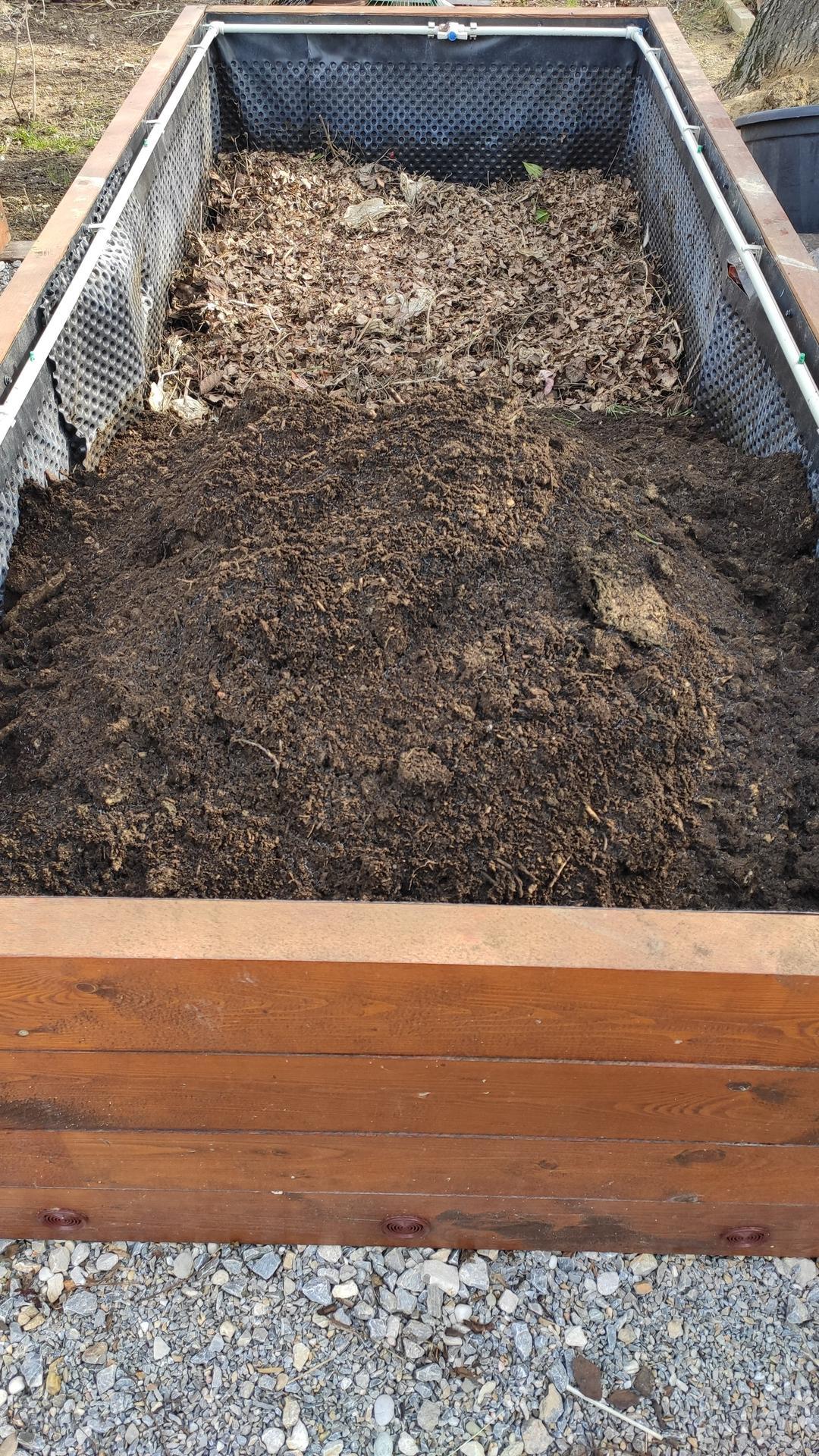 Vyvýšené záhony a úžitková záhrada - sezóna 2021 ... príprava, sadenie, starostlivosť - Obrázok č. 14