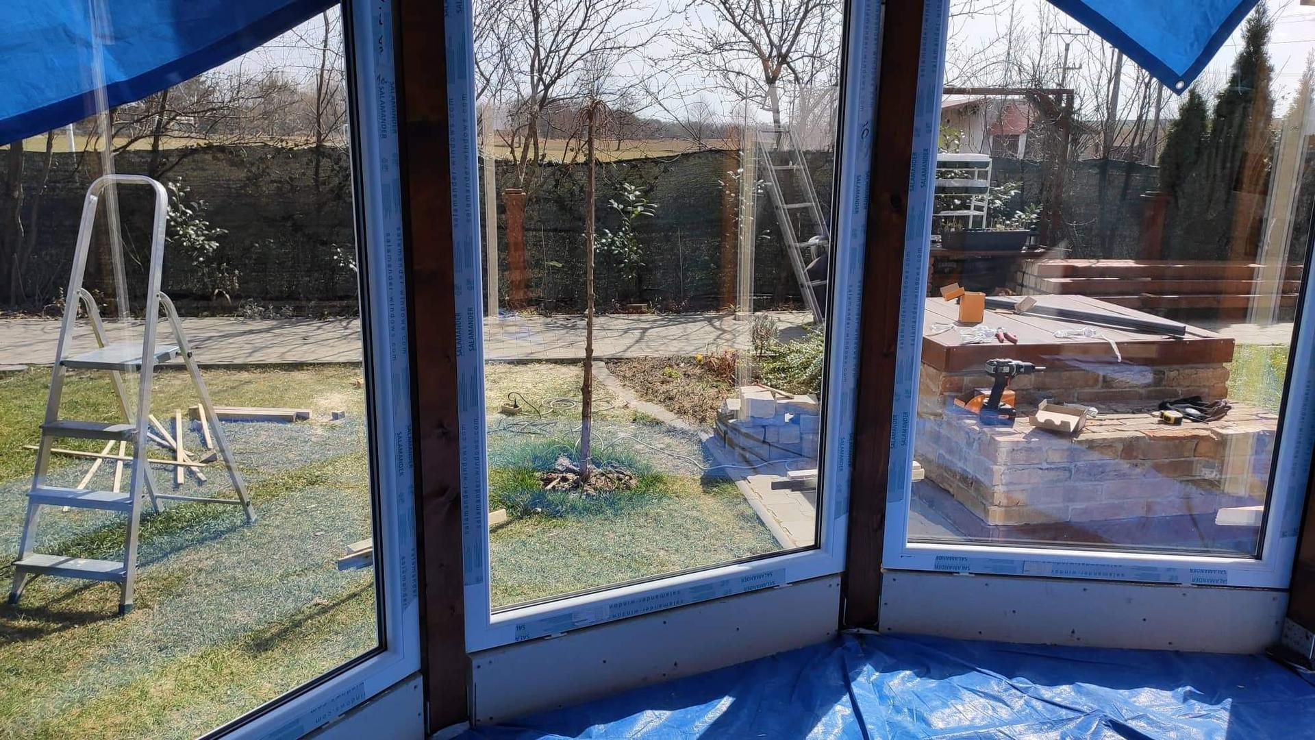 Relaxačný domček sauna a oddychová miestnosť ... plány, príprava a realizácia - Obrázok č. 85