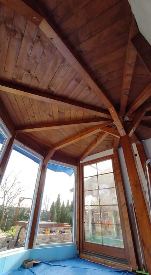 Relaxačný domček sauna a oddychová miestnosť ... plány, príprava a realizácia - Obrázok č. 93