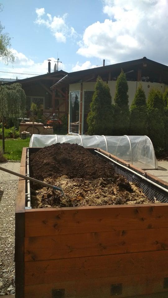 Vyvýšené záhony a úžitková záhrada - sezóna 2021 ... príprava, sadenie, starostlivosť - Obrázok č. 30